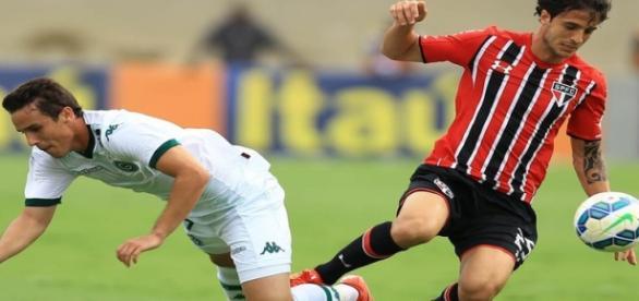 Goiás jogará a segundona em 2016
