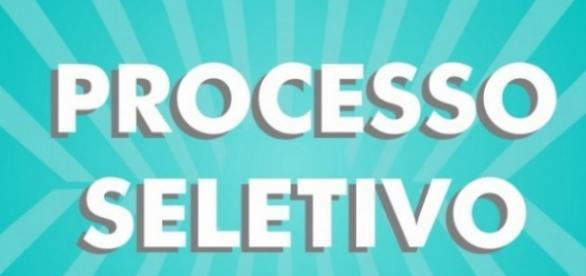 Novo edital para processo seletivo