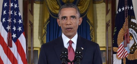 """Obama - """"San Bernardino foi um ato de terrorismo."""""""
