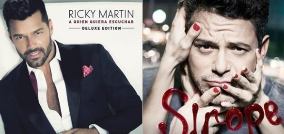 Ricky Martin e Alejandro Sanz foram indicados.