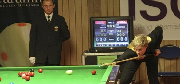 Robertson capped his success with a 147 break