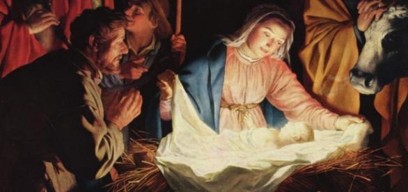 Sărbătoarea creştină Naşterea Domnului