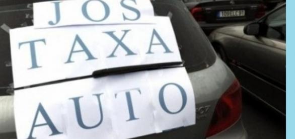Șoferii români se pot trezi cu impozite anuale
