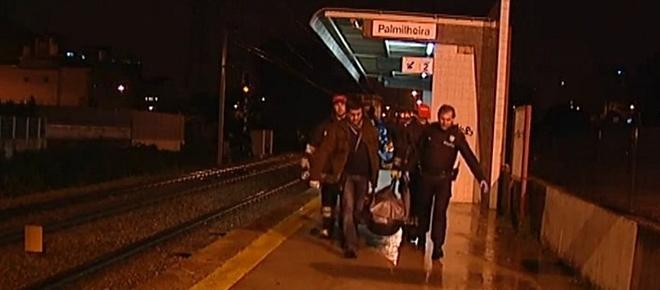 Três jovens mortos ao serem colhidos por comboio