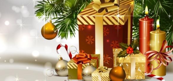 A troca de presentes é bastante comum nessa época.
