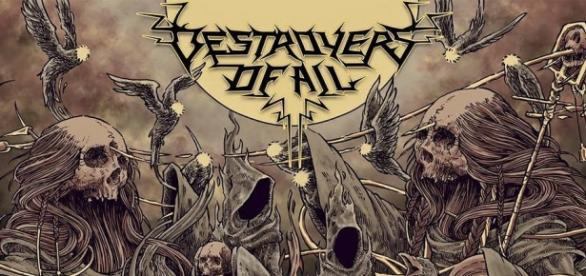 Destroyers of All - Bleak Fragments