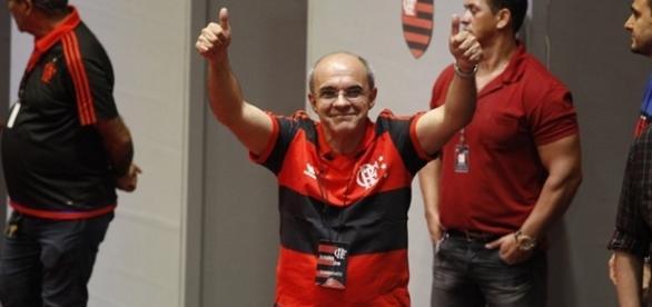 Eduardo Bandeira de Mello foi reeleito presidente