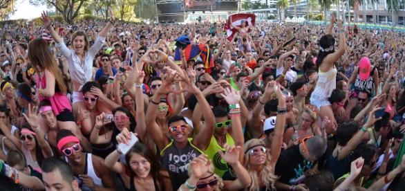 Festival de música eletrônica acontece em abril.