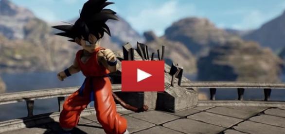 Imagen del video con el Unreal 4 engine