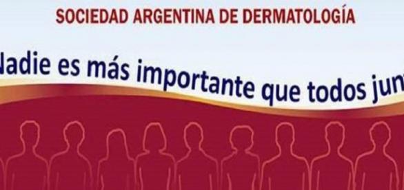 La Soc. Arg. de Dermatología creó la campaña anual