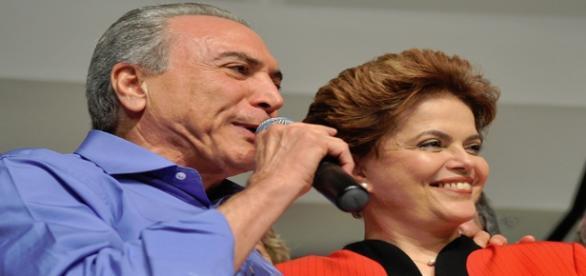 Michel Temer envia carta à Dilma