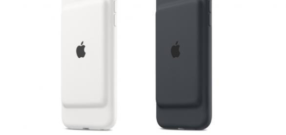 Smart Battery Case. Foto: Apple/Reprodução.