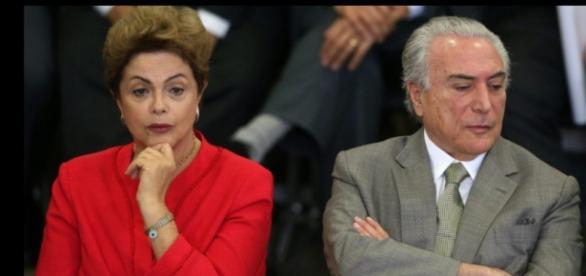 Vaza carta de Michel Temer a Dilma Rousseff