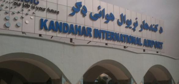 Aeropuerto internacional de Kandahar (Afganistán)