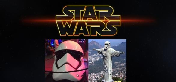 Goverdo Estadual do Rio cede Cristo para Star Wars