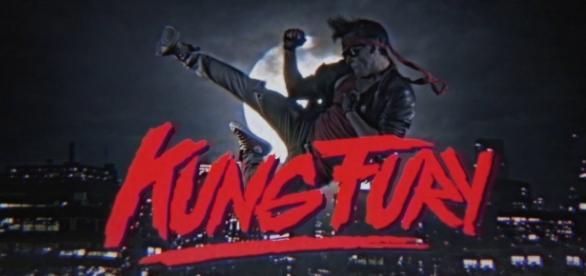 Kung Fury (Suecia, 2015) de David Sandberg