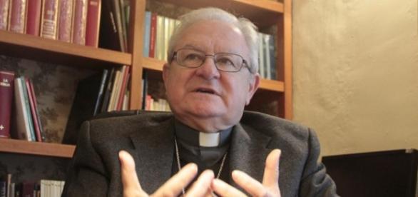 Monseñor Xavier Salinas, ahora Obispo de Mallorca.