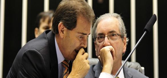 Paulinho é o braço direito de Cunha