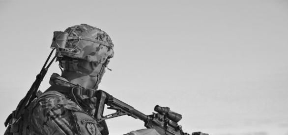 Soldados da região foram atacados pelo Talibã.