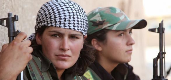 Unidade de Proteção Popular curda.