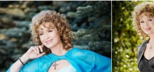 Angela Similia, cantareata si actrita