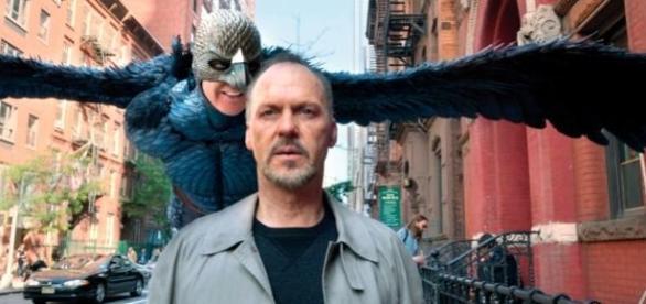 Cena do filme 'Birdman', em cartaz desde o dia 29