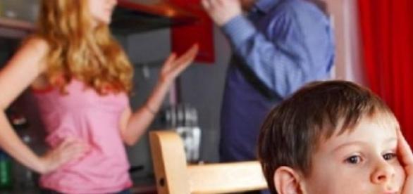 Copii si divortul parintilor