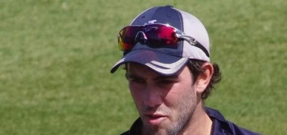 Glenn Maxwell was Australia's star player in final
