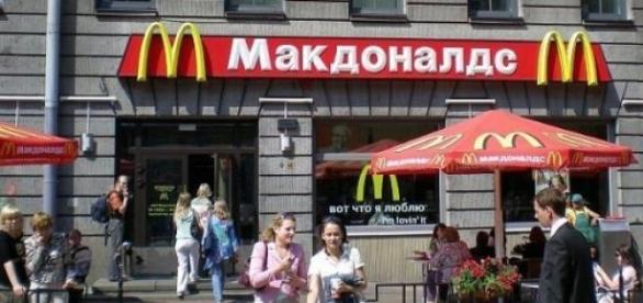 McDonald's investeste mai putin pe piata ruseasca