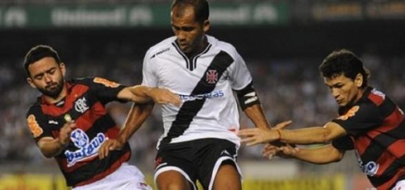 Trouble before a Flamengo match in Brazil