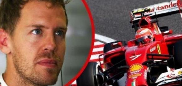 Vettel signe le meilleur temps d'entrée de jeu.