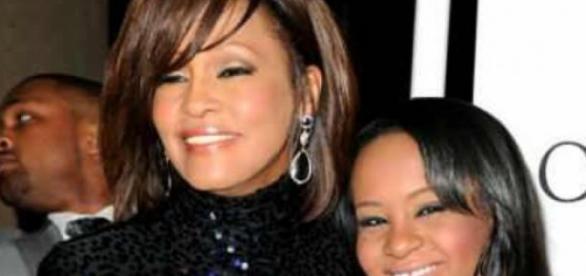 Whitney Houston si fiica sa Bobbi Kristina Brown