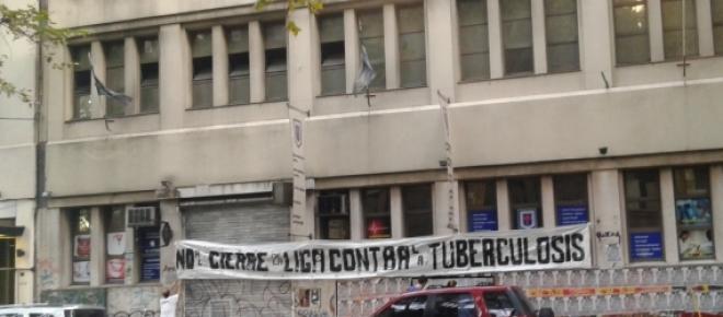 Frente de la Liga Argentina Contra la Tuberculosis