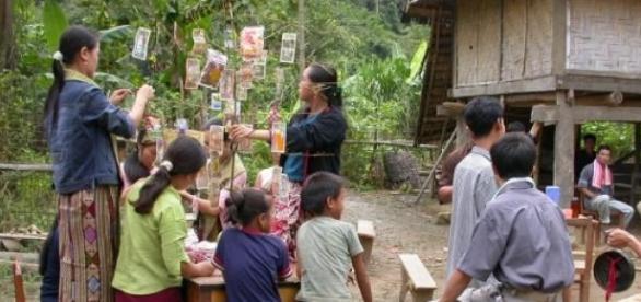 Des milliers de villageois ont perdu leur maison.