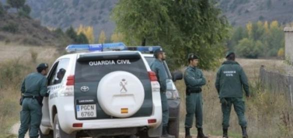 Efectivos de la Guardia Civil encuentran su cuerpo