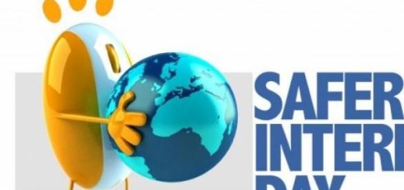 "Emblema pentru ""Safer Internet Day"""