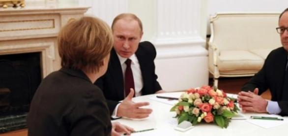 Hopes of a breakthrough on the Ukraine crisis