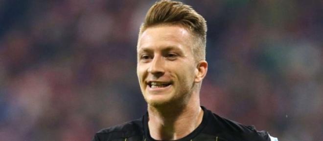 Marco Reus hält Borussia Dortmund bis 2019 die Treue.