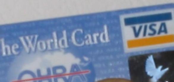 Cuidado com cartão de crédito