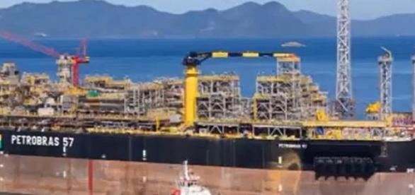 Estilo navio-plataforma FPSO