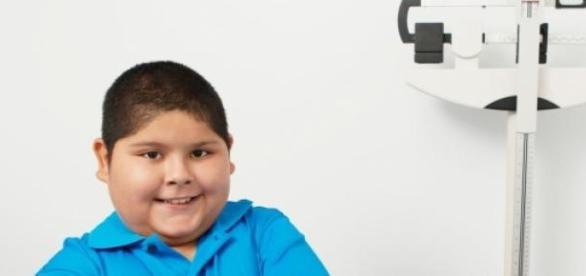 Il 30% dei bambini è obeso
