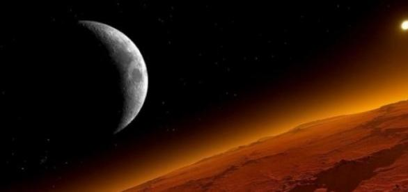 Proyecto pretende habitar Marte