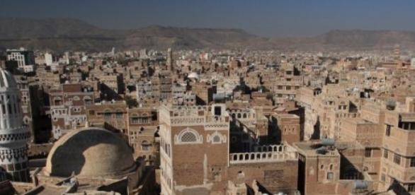Sanaa, capitale sous l'emprise des houthis.