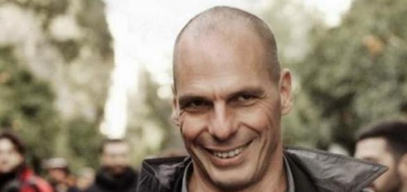 Yanis Varoufakis, ministro das Finanças da Grécia
