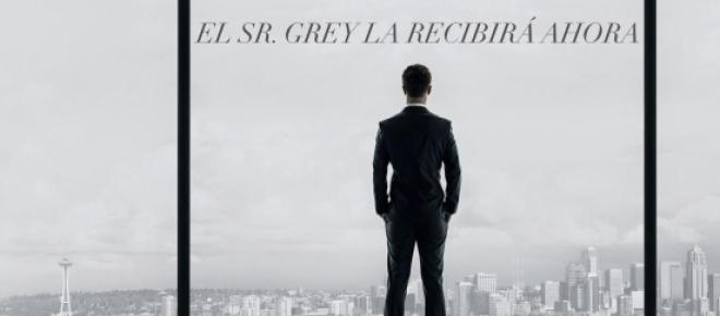 50 sombras de Grey, en cines este viernes 13