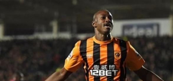 Dame N'Doye scored on his debut