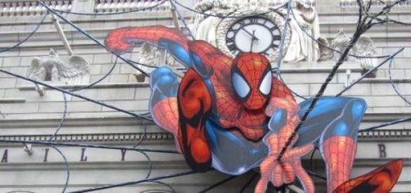 Divulgação do Homem-Aranha