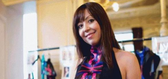 Fátima Lopes, estilista de 49 anos de idade.