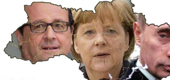 Les dirigeants qui ont négocié l'accord