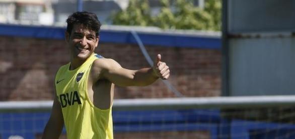 Lodeiro é uma das esperança do Boca Juniors